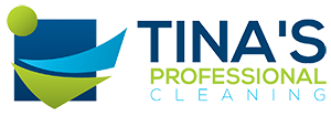 Tina's Professional Cleaning Service Logo